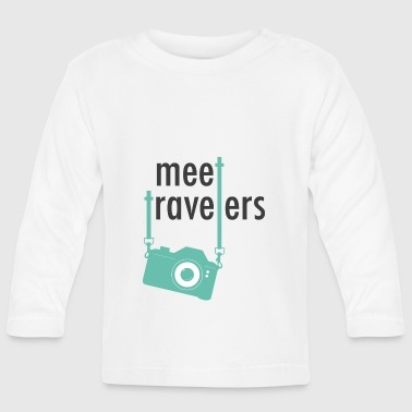 meet-travelers - Baby Long Sleeve T-Shirt