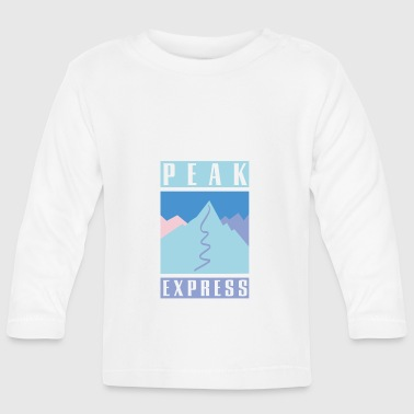 Peak Express - Baby Long Sleeve T-Shirt