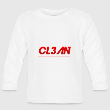 CLEAN - Baby Long Sleeve T-Shirt