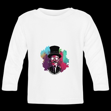 Mr. X - Camiseta manga larga bebé