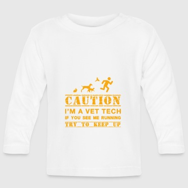 technical vet - Baby Long Sleeve T-Shirt