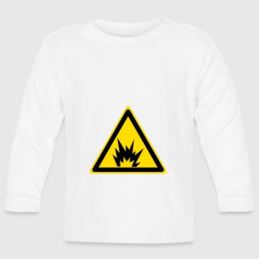 explosive - Baby Long Sleeve T-Shirt