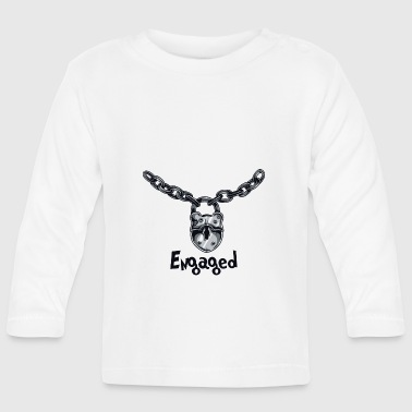 Engaged Chained - Baby Long Sleeve T-Shirt