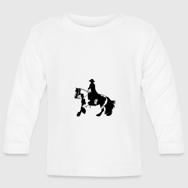 Tinker gallop - Baby Long Sleeve T-Shirt