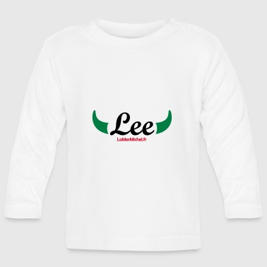 Lee HORNS - Baby Long Sleeve T-Shirt