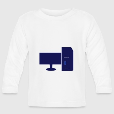 computers - Baby Long Sleeve T-Shirt