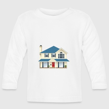 Large house - Baby Long Sleeve T-Shirt