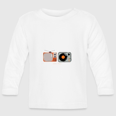 Audio / Visual - Baby Long Sleeve T-Shirt
