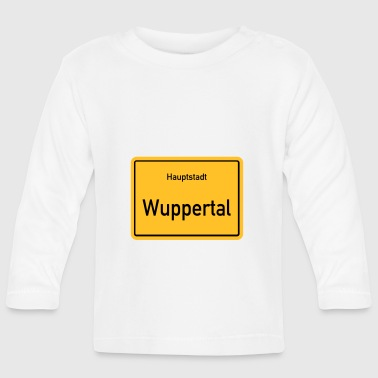 capital Wuppertal - Baby Long Sleeve T-Shirt