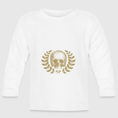 scull - Baby Long Sleeve T-Shirt