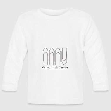 chaos - Baby Long Sleeve T-Shirt