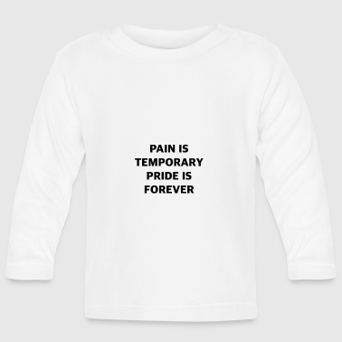 Pain - Baby Long Sleeve T-Shirt