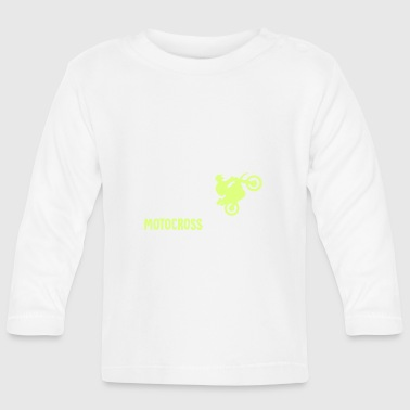 ++ ++ Motocross Evolution - Långärmad T-shirt baby