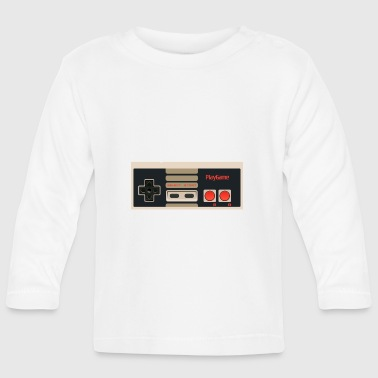 video game - Camiseta manga larga bebé