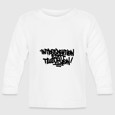 Introspectie plaats Television - T-shirt
