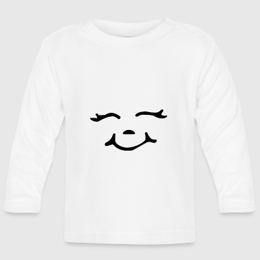 Laugh! - Baby Long Sleeve T-Shirt