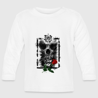 A ROSE FOR THE FALLEN - Baby Long Sleeve T-Shirt