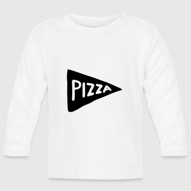 Pizza piece - Baby Long Sleeve T-Shirt