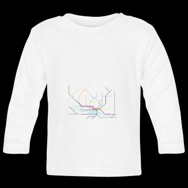 Hamburg - Baby Long Sleeve T-Shirt