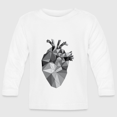 Graphic Heart - Baby Langarmshirt