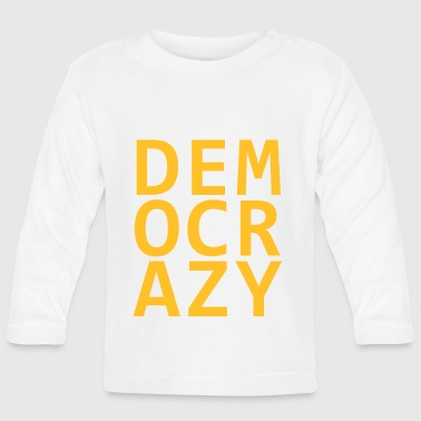 DEMO CRAZY V2 - Baby Long Sleeve T-Shirt