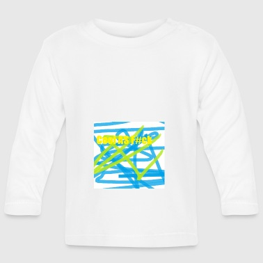 COOL AS Fck - Baby Long Sleeve T-Shirt