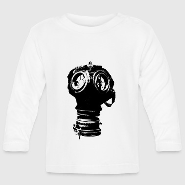 Gas-mask - Baby Long Sleeve T-Shirt