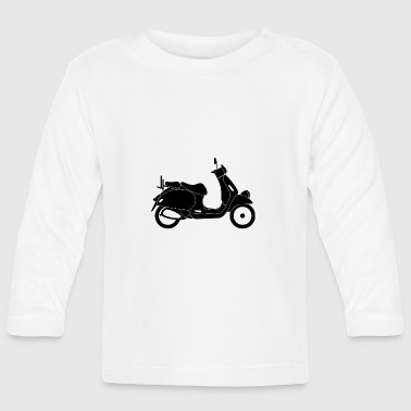 Scooters / Scooter - Baby Long Sleeve T-Shirt