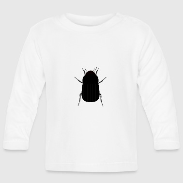 Large beetle - Baby Long Sleeve T-Shirt