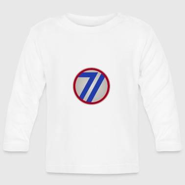 US 71st Infantry Division - Baby Long Sleeve T-Shirt