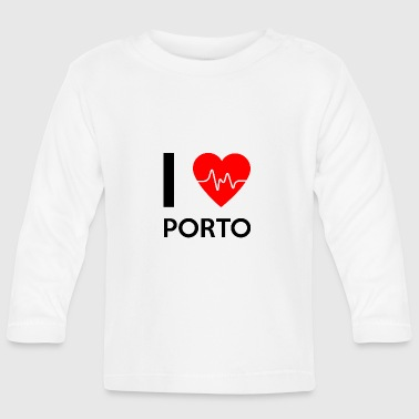 I Love Porto - I love Porto - Baby Long Sleeve T-Shirt