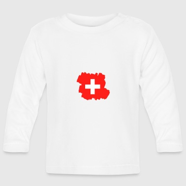 Swiss Spirit Collection - T-shirt manches longues Bébé
