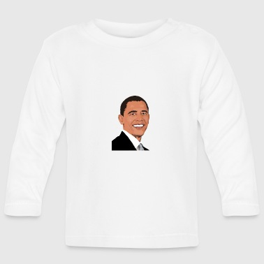 Obama USA - Baby Long Sleeve T-Shirt