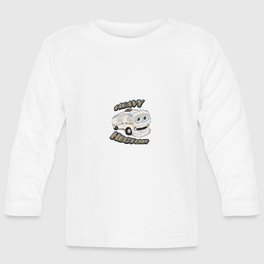 Heavy Hector - Baby Long Sleeve T-Shirt