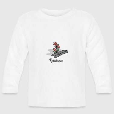 resistance - Baby Long Sleeve T-Shirt