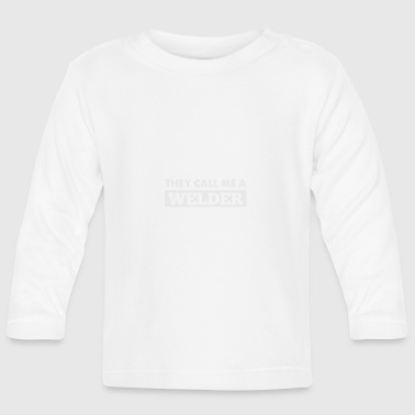 welder shirt - Baby Long Sleeve T-Shirt