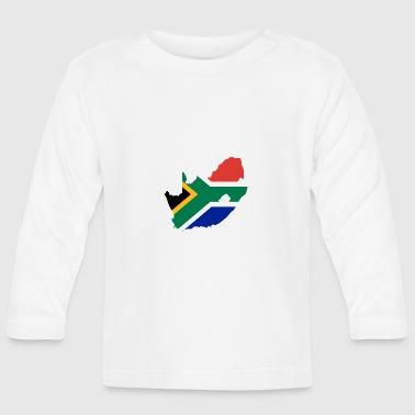 South Africa - Baby Long Sleeve T-Shirt