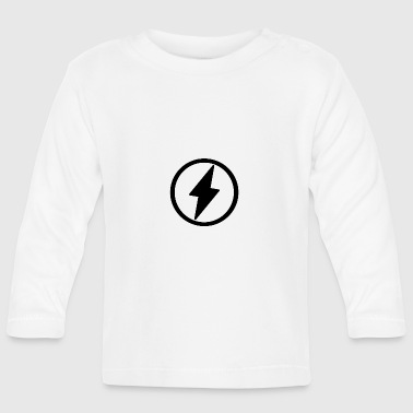 Lightning - Baby Long Sleeve T-Shirt