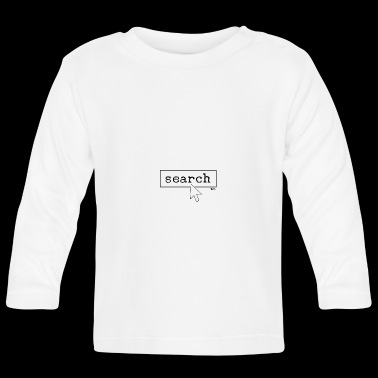 search - Baby Long Sleeve T-Shirt
