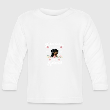 rottweiler - Baby Long Sleeve T-Shirt