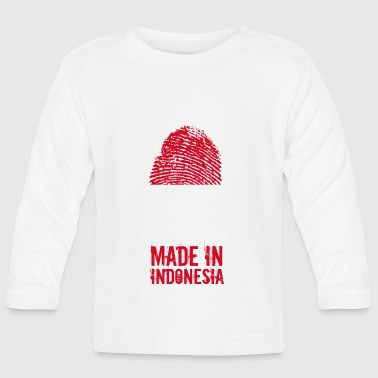 Made In Indonesia / Indonesia - Baby Long Sleeve T-Shirt