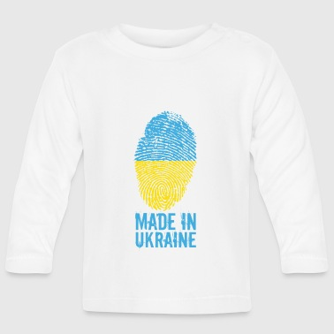 Made in Ukraine / Made in Ukraine Україна - Baby Long Sleeve T-Shirt