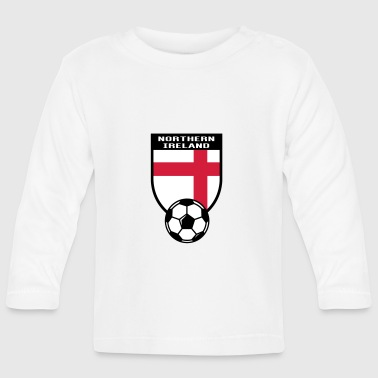 Northern Ireland fan shirt 2016 - Baby Long Sleeve T-Shirt