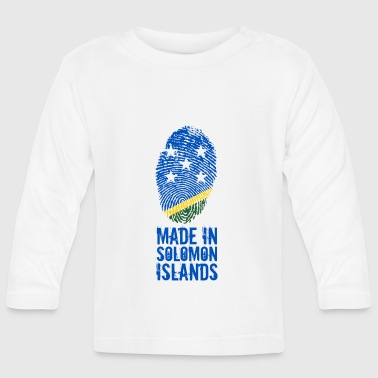 Made In Solomon Islands / Solomon Islands Solomon Islands - Baby Long Sleeve T-Shirt