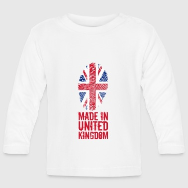 Made in United Kingdom / United Kingdom - Baby Long Sleeve T-Shirt