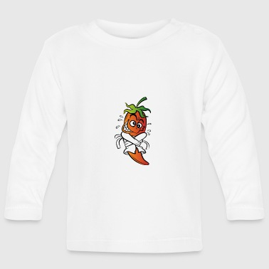Red chilli pepper - Baby Long Sleeve T-Shirt