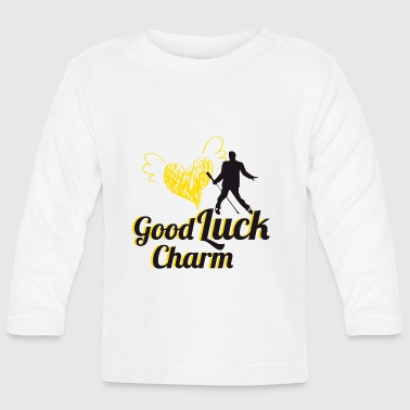 good_luck_charm - Baby Langarmshirt