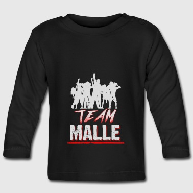 Team Malle - Baby Long Sleeve T-Shirt