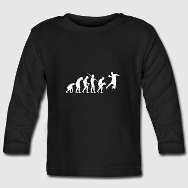 EVOLUTION HANDBALL - Camiseta manga larga bebé