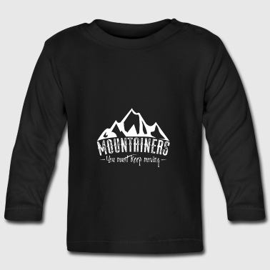 Mountains of mountains - Baby Long Sleeve T-Shirt